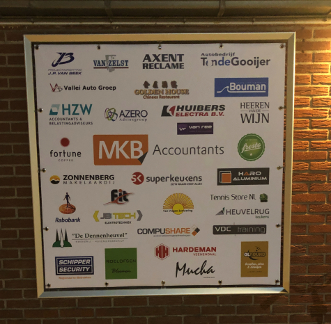 Wall of Sponsors