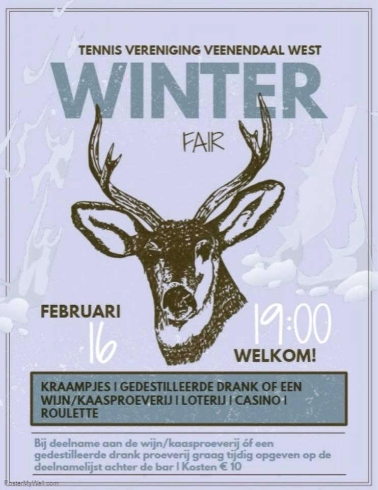 Winterfair 2019 succesvol