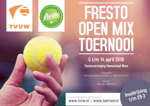 Fresto Open 2019